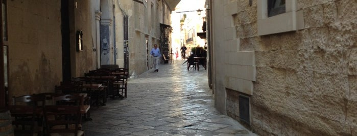 Lecce is one of Salento.