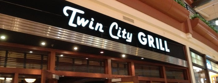 Twin City Grill is one of Lettuce Entertain You Restaurants.