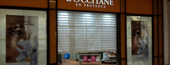 L'Occitane en Provence is one of Gurney Paragon.