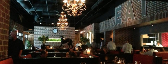 Smash Kitchen & Bar is one of ATL high-end Hit List.