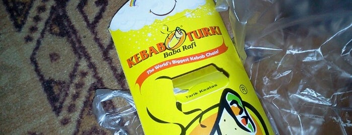 Kebab Turki Baba Rafi Qualita is one of Guide to Surakarta's best spots.