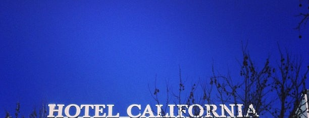 Hotel California is one of myhotelshop.