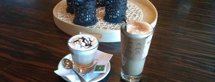 Robert's Coffee is one of Eat, drink and be merry!.