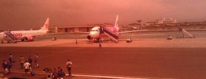 Husein Sastranegara International Airport (BDO) is one of Indonesia's Airport - 1st List..