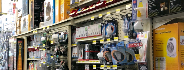 Scheman & Grant Hardware is one of Fixer Upper (NY).