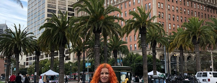Downtown San Francisco is one of West Coast.