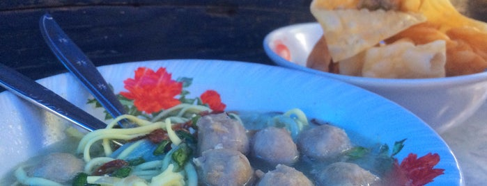 Bakso ketabang kali is one of All-time favorites in Indonesia.