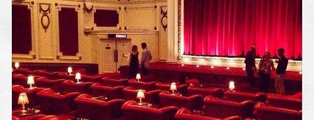 Electric Cinema is one of Sånt för andra.