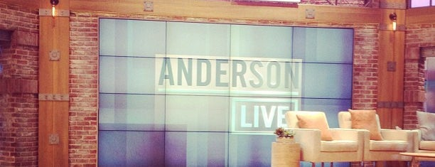 Anderson Live is one of TV Shows with Free Tickets!.