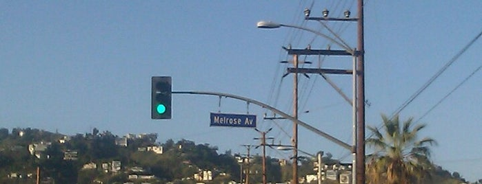 Melrose Ave. is one of Guide to Los Angeles's best spots.