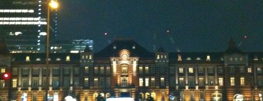 東京駅 is one of 日本夜景遺産.