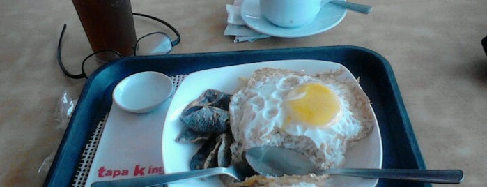Tapa King is one of Great places for everything.