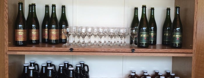 Mt. Defiance Cidery & Distillery is one of Drink!.
