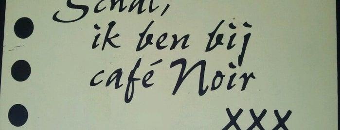 Café Noir is one of best bars breda.