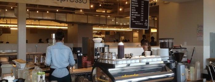 Peregrine Espresso is one of Best DC Coffee.