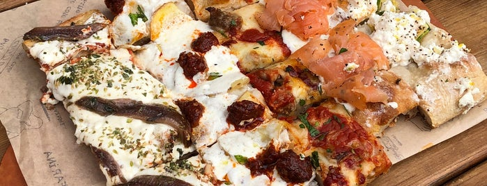 Bonci Pizzeria is one of To-do eat.