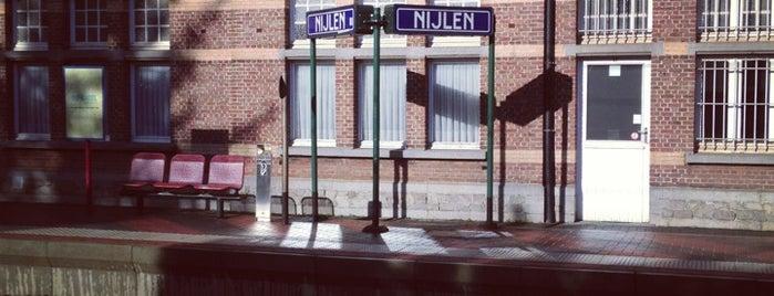 Station Nijlen is one of Bijna alle treinstations in Vlaanderen.