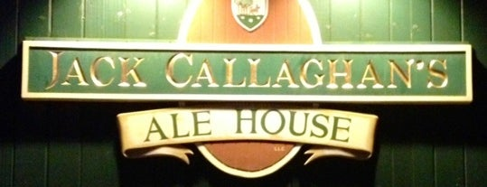 Jack Callaghan's Ale House is one of Craft Beer in the Lehigh Valley.