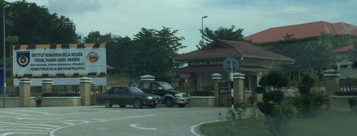 IKBN Pekan is one of Learning Centers,MY #5.