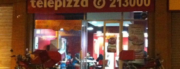 Telepizza is one of fefe.