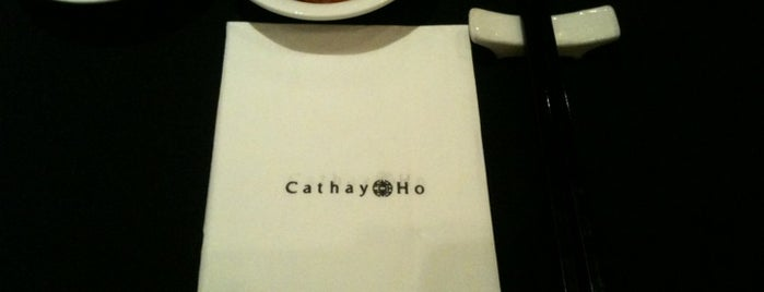 Cathay Ho is one of 이화여자대학교 Ewha Womans University.