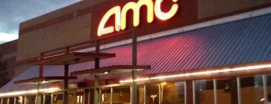 AMC Bay Plaza Cinema 13 is one of Zoetrope ( Worldwide ).