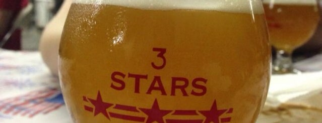 3 Stars Brewing Company is one of America's Best Breweries.