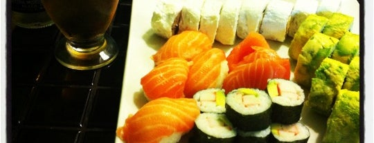 Only Sushi is one of sushis probados por mi!.