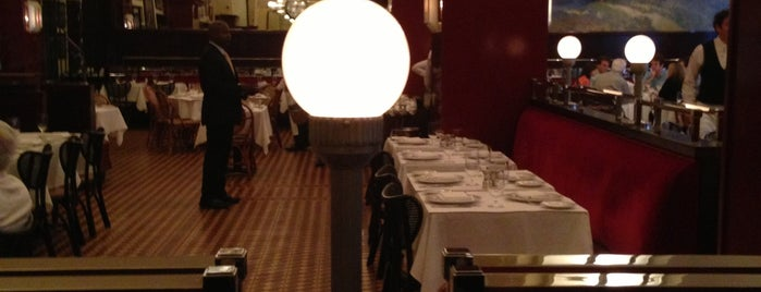 Artisanal Fromagerie & Bistro is one of NYC Manhattan 14th-65th Sts & Central Park.