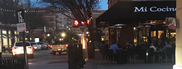West Village is one of D-Town: To Do in Dallas.