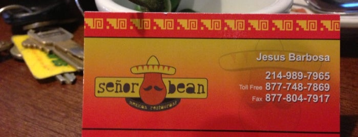 Senor Bean is one of Central Dallas Lunch, Dinner & Libations.