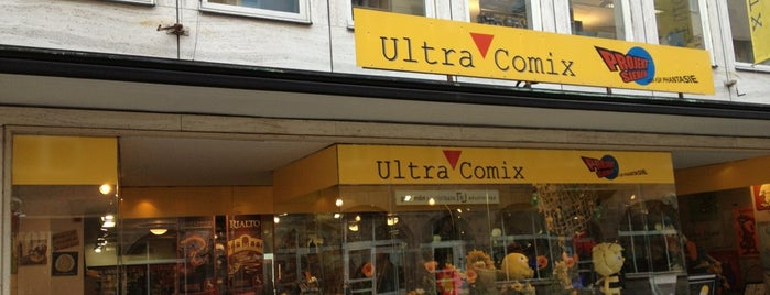 Ultra Comix is one of Nbg.