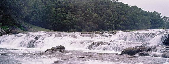 Pykara Falls is one of Ooty.