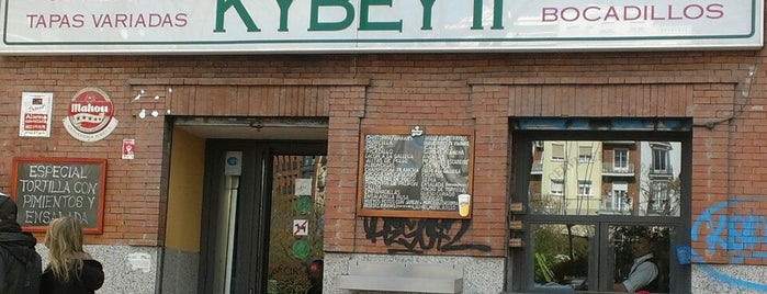 Bar Kybey II is one of Restaurantes/Bares que me simpatizan.