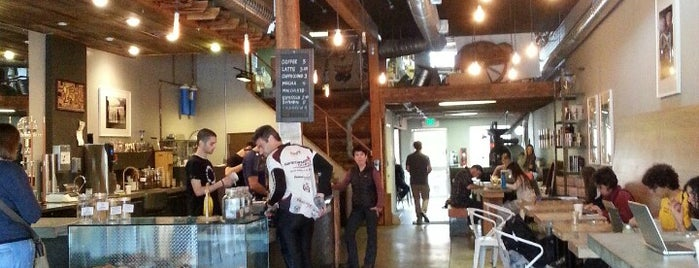 Flywheel Coffee is one of For the Love of Caffeine.
