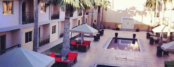 Holiday Inn is one of Khobar-DMM.