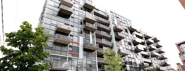 60 Bathurst is one of The Best Lofts & Condo Buildings in Toronto.