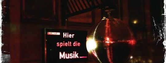 Die Rakete is one of Bars Nürnberg.