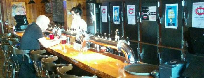 Broue Pub Brouhaha is one of Microbrasseries Québec.