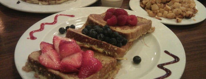 Brunch Cafe is one of Pinpointed locations.