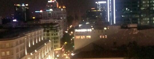 Saigon Saigon Bar is one of To do in HCMC.