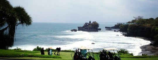 Nirwana Bali Golf Club is one of Bali for The World #4sqCities.