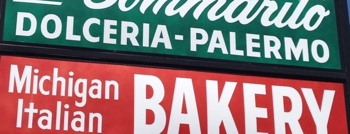 Bommarito Bakery is one of Detroit!.