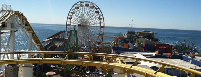 West Roller Coaster is one of Cali + Vegas trip 2012.