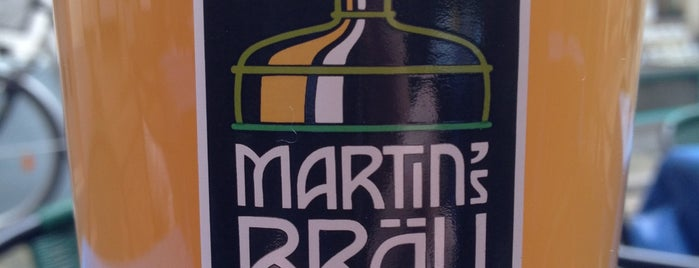Martins Bräu is one of To go!.