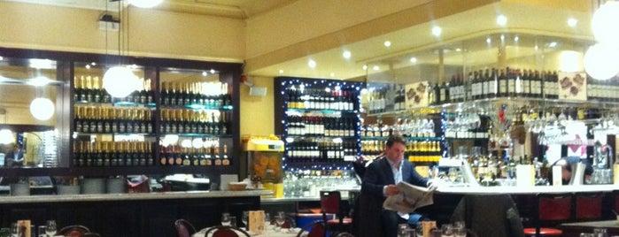 La Brasserie is one of London.