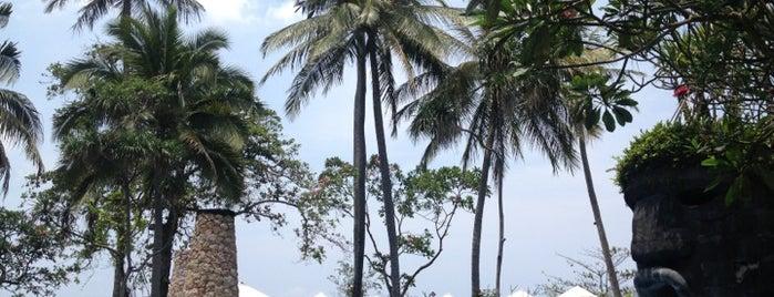 Sheraton Senggigi Beach Resort is one of Transportasi & Akomodasi.