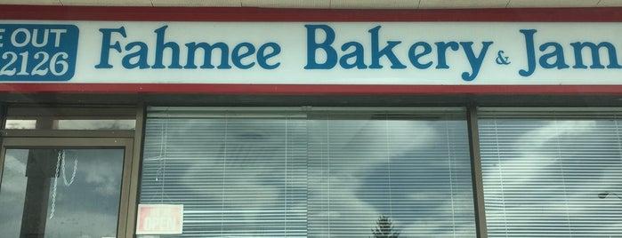 Fahmee Bakery & Jamaican Foods is one of Food.
