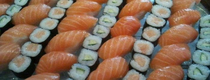 Anália Franco Sushi Lounge is one of Melhores da mooca....