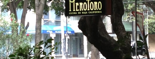 Merotoro is one of Restaurantes.